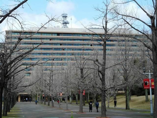 熊本県庁 350m