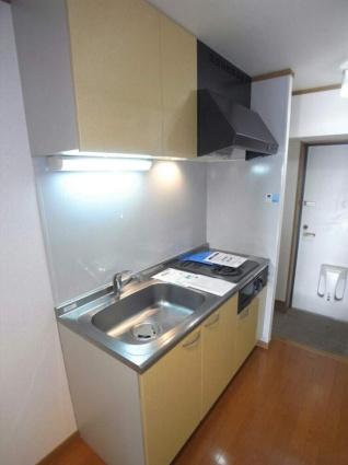 メゾンソレイユ[1DK/36m2]のキッチン