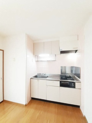 フローラルYM[3DK/53.82m2]のキッチン
