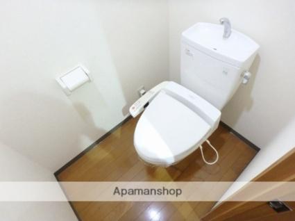 シャンポール水前寺[2K/40.23m2]のトイレ