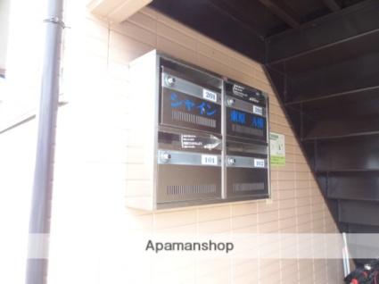 シャイン東原A[2LDK/45.76m2]のエントランス