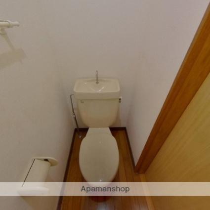 シャイン東原A[2LDK/45.76m2]のトイレ