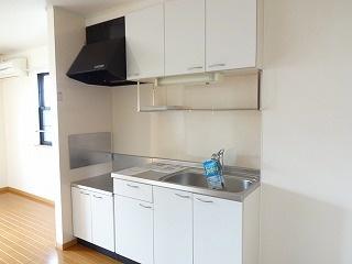 グリーンハイツIKEDA・C[2LDK/50.27m2]のキッチン