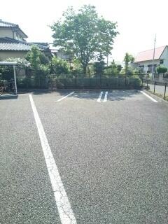 グリーンハイツIKEDA・C[2LDK/50.27m2]の駐車場