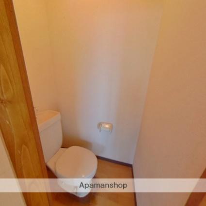 シャイン東原B[2LDK/45.76m2]のトイレ