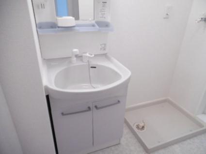 グッドラック高平[1LDK/40.04m2]の洗面所