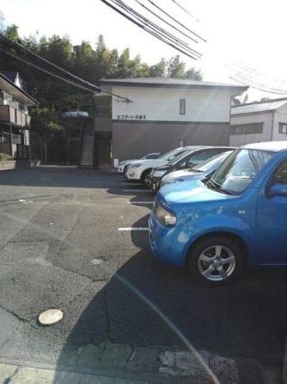 エステート永浦1[2DK/46.13m2]の駐車場