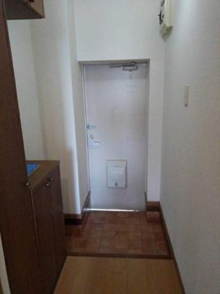 エステート永浦1[2DK/46.13m2]の玄関