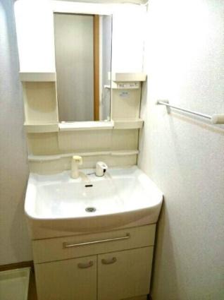 パインヒルズA[1K/32.9m2]の洗面所