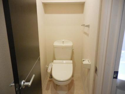 ホームパーティーⅥ号館[1LDK/40.29m2]のトイレ