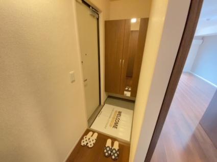 熊本県熊本市北区大窪1丁目[1LDK/43.93m2]の玄関