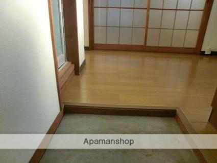 帯山ハイツ[1K/24.22m2]の玄関