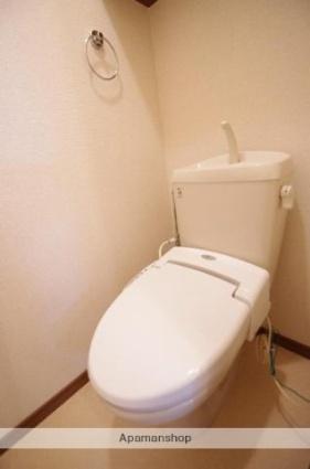 熊本県熊本市中央区薬園町[1LDK/35.1m2]のトイレ