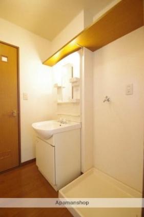 熊本県熊本市中央区薬園町[1LDK/35.1m2]の洗面所