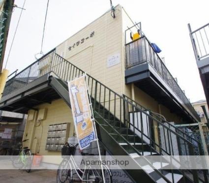 熊本県熊本市中央区子飼本町[1K/17.01m2]の外観