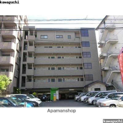 熊本県熊本市中央区上通町[1K/26.64m2]の外観