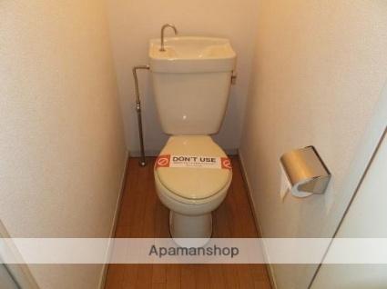 レジデンス里川[1K/19.17m2]のトイレ