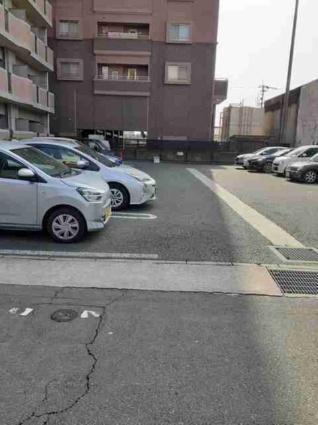メゾンソレイユ[1DK/36m2]の駐車場