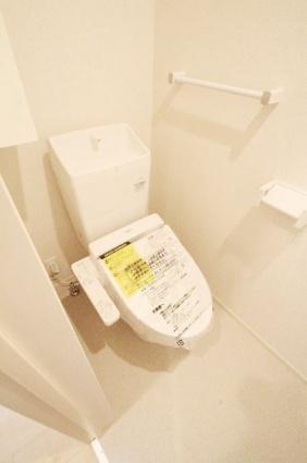 カーサミニョン[2LDK/56.84m2]のトイレ