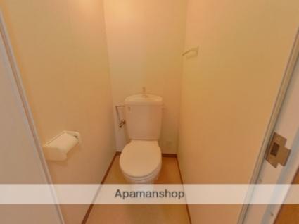 T・ハイツ黒髪[1K/21.6m2]のトイレ