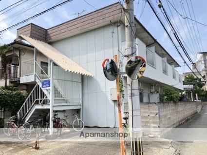 島田ハイツ[1K/18.48m2]の外観1