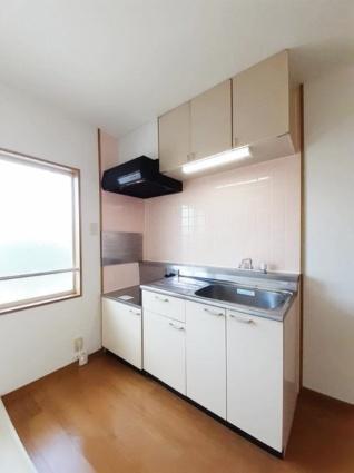 クインズKA[3DK/44.28m2]のキッチン
