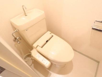 セジュールそれいゆ A棟[3DK/53.68m2]のトイレ