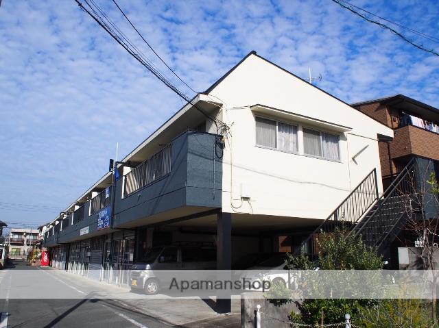 熊本県熊本市東区、東海学園前駅徒歩19分の築31年 2階建の賃貸アパート
