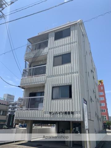 熊本県熊本市中央区、新水前寺駅徒歩7分の築32年 4階建の賃貸アパート