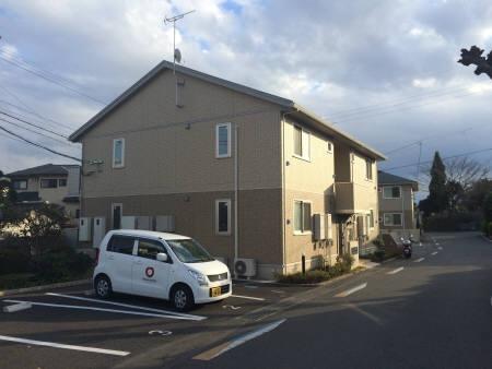 熊本県上益城郡益城町の築5年 2階建の賃貸アパート
