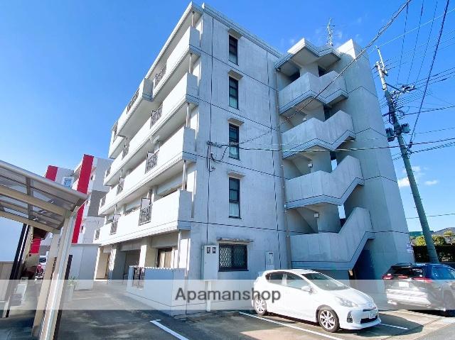 熊本県上益城郡嘉島町の築9年 5階建の賃貸マンション