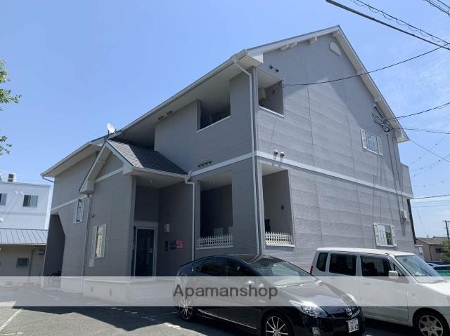 熊本県熊本市中央区、河原町駅徒歩10分の築14年 2階建の賃貸アパート