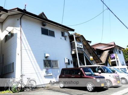 熊本県熊本市北区、韓々坂駅徒歩4分の築31年 2階建の賃貸アパート