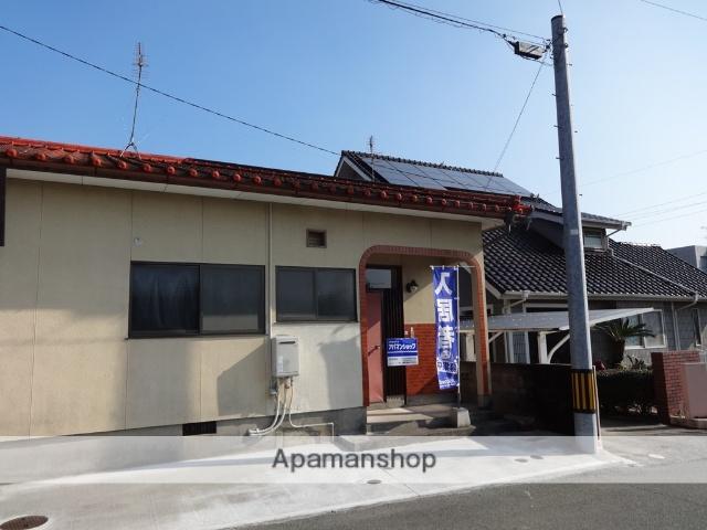 熊本県上益城郡益城町の築38年 1階建の賃貸一戸建て