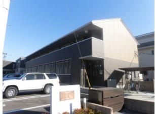 熊本県上益城郡嘉島町の築1年 2階建の賃貸アパート