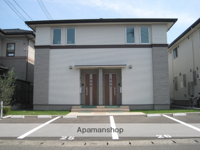 熊本県熊本市東区、健軍町駅徒歩18分の新築 2階建の賃貸タウンハウス