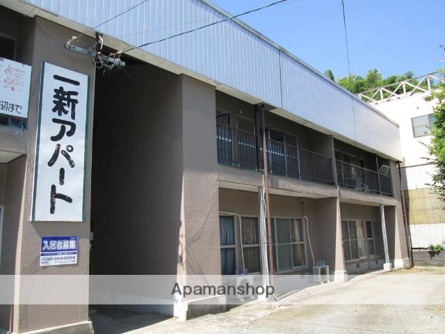 熊本県熊本市南区の築39年 2階建の賃貸アパート