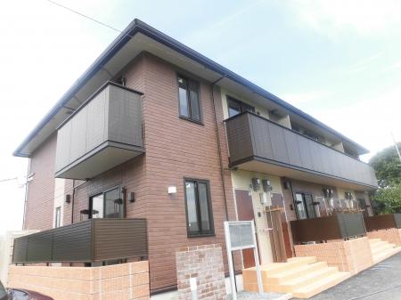 熊本県上益城郡御船町の新築 2階建の賃貸アパート