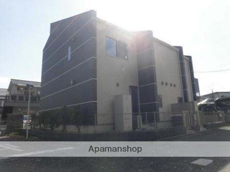 熊本県熊本市東区、健軍町駅徒歩21分の築1年 2階建の賃貸アパート