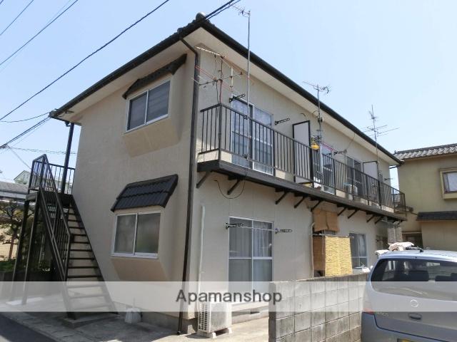熊本県熊本市東区、健軍町駅徒歩4分の築32年 2階建の賃貸アパート