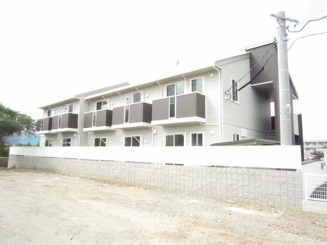 熊本県上益城郡嘉島町の築7年 2階建の賃貸アパート