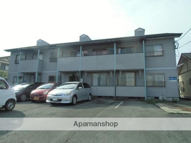 熊本県阿蘇郡西原村の築17年 2階建の賃貸アパート