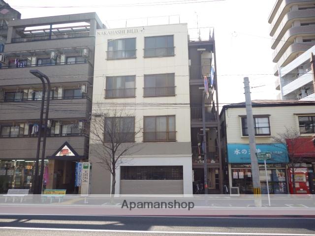 熊本県熊本市中央区の築33年 4階建の賃貸アパート