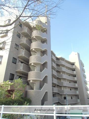 熊本県熊本市東区の築16年 7階建の賃貸マンション