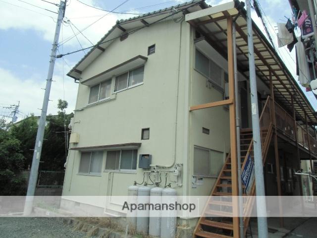 熊本県熊本市中央区の築36年 2階建の賃貸アパート