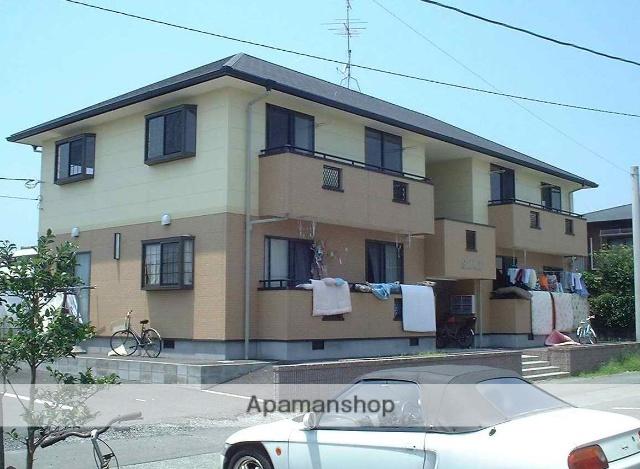 熊本県熊本市南区の築16年 2階建の賃貸アパート