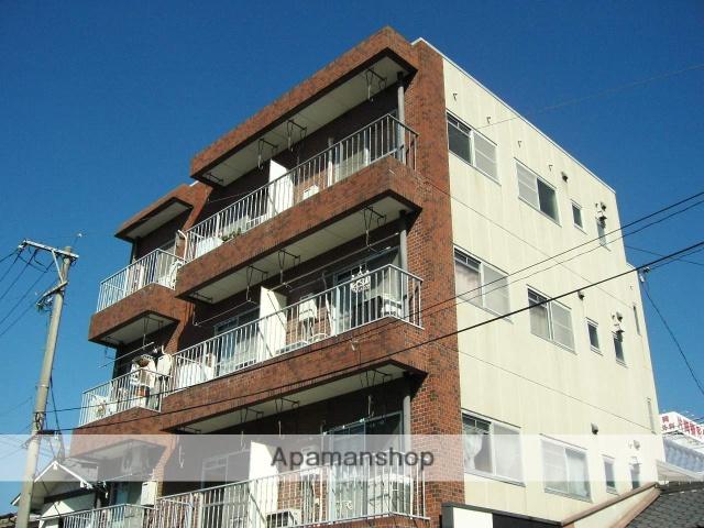 熊本県熊本市東区、動植物園入口駅徒歩8分の築29年 4階建の賃貸アパート