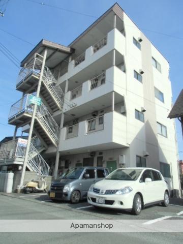 熊本県熊本市東区の築31年 4階建の賃貸アパート