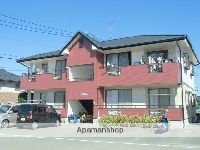 熊本県上益城郡益城町の築19年 2階建の賃貸アパート