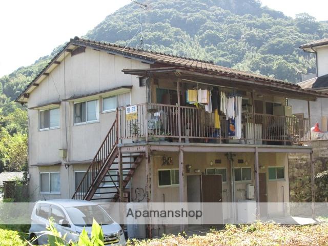 熊本県熊本市中央区の築37年 2階建の賃貸アパート